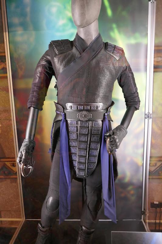 Shang-Chi Wenwu movie costume