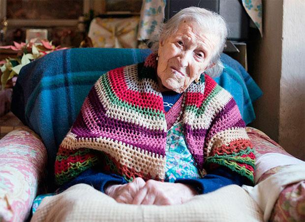 A mulher mais velha do mundo morre aos 117 anos