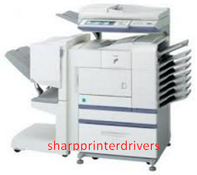 Sharp MX-M350N Printer Driver Download