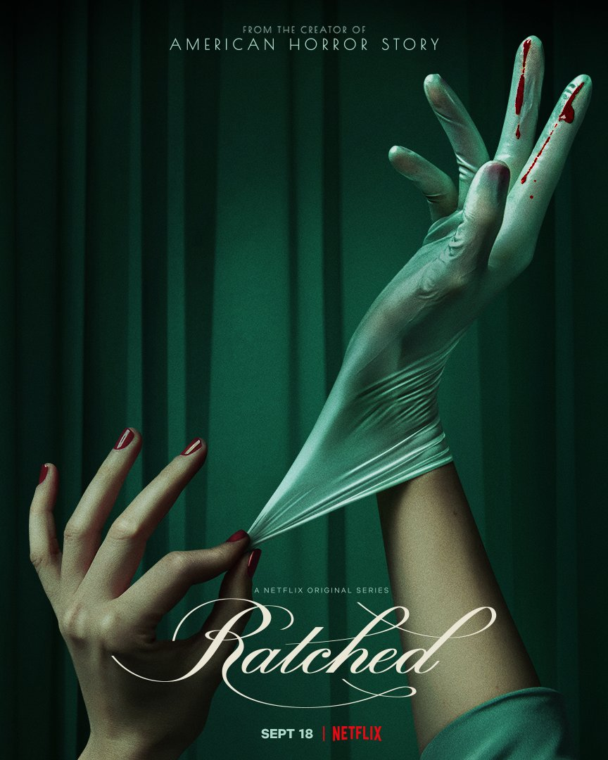Amantes das séries | Ratched