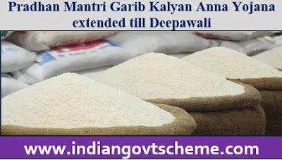 PMGKAY extended till Deepawali