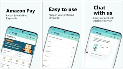 Amazon Pay Refer & Earn ₹75 - Set Up Amazon Pay Upi & Get ₹31 Back