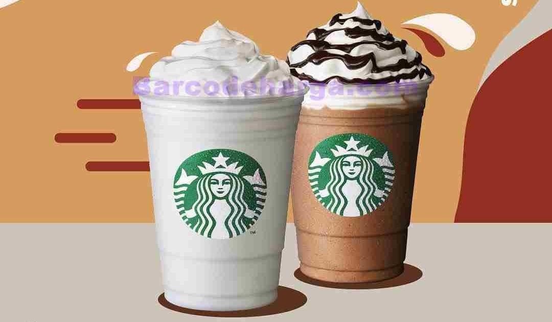 Harga Promo Starbucks Terbaru Maret 2021 - barcodeharga