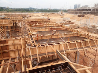Timber Formwork and its details