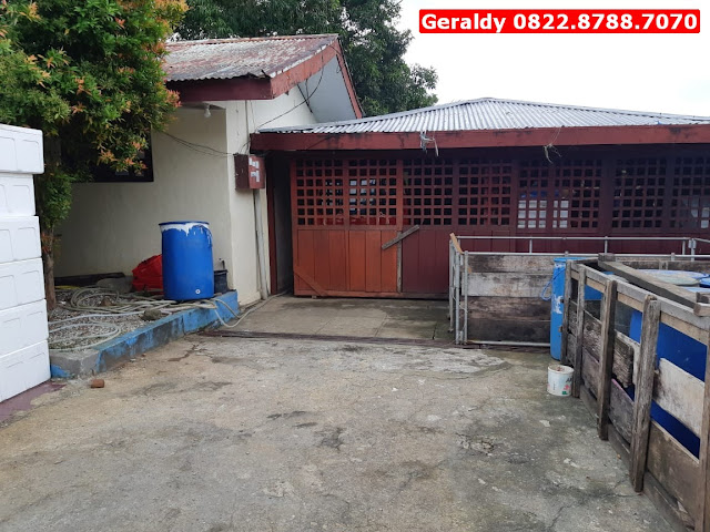 Rumah Di Jual Di Kota Ambon, Siap Huni Ada Pagar, Lokasi Strategis, CP 0822.8788.7070