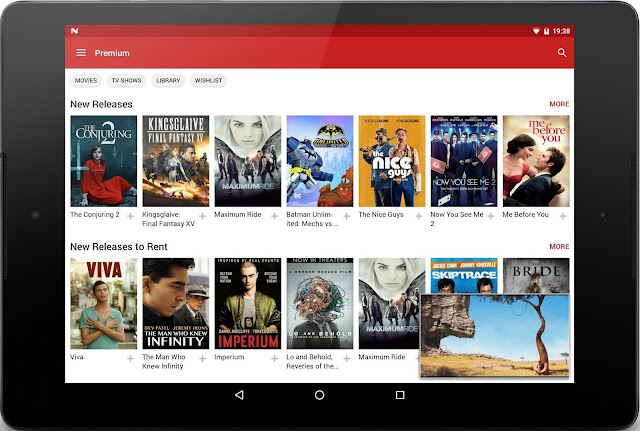 FilmOn Free Live TV for Android