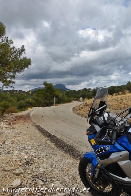 entorno carretera A-317a