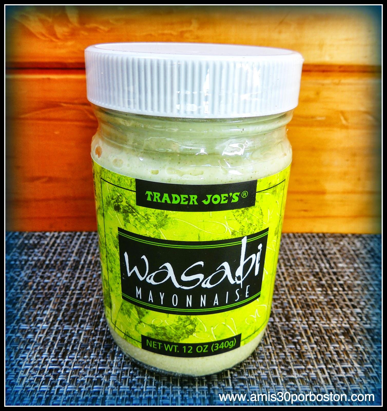 Mayonesa de Wasabi