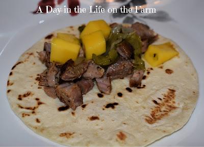 Slow Cooker Pork for Fajitas