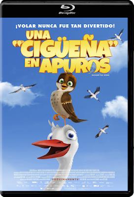 Una Cigueña en Apruros 2017 HD 1080p Latino