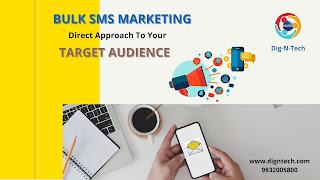 Why Choose Dig-N-Tech As Bulk SMS Service Provider