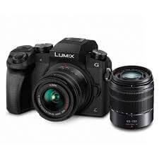 PANASONIC LUMIX G7 4K Digital Mirrorless Camera Bundle