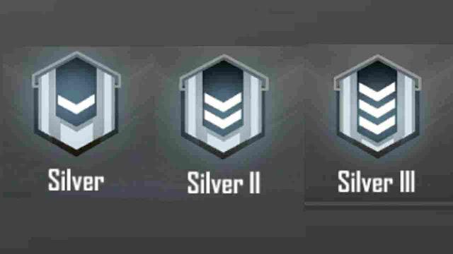 Rank silver ff