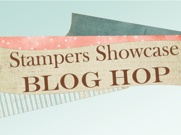 Stampers Showcase April Blog Hop
