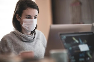 Wearing masks may increase discomfort in people with social anxiety