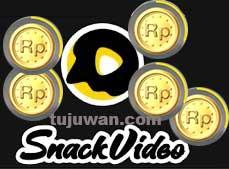 Cara Cepat Mendapatkan Koin di Snack Video Tanpa Undang Teman