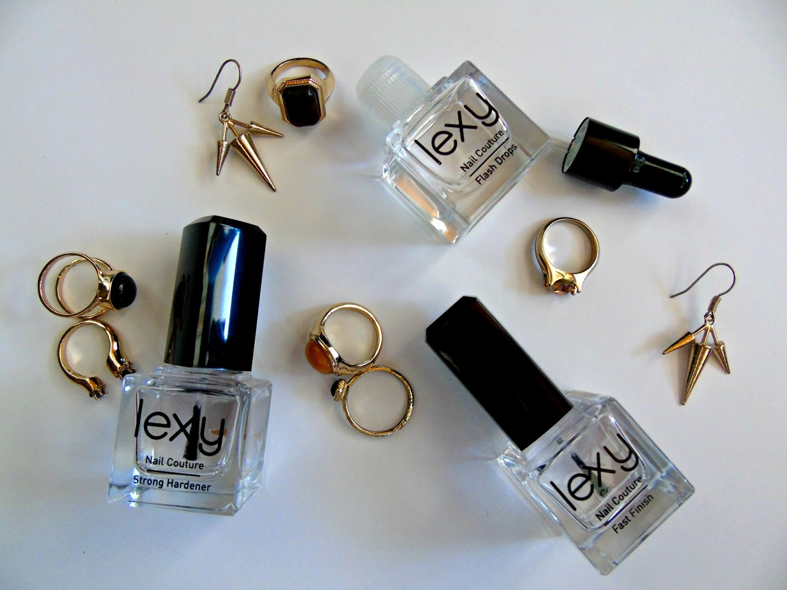 Lexy Nail Couture - Product Review - Blonde Dusk