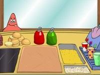 لعبة سبونج بوب الطباخ