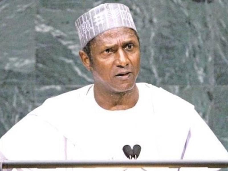 Ina tunkaho da cewa Jam'iyyar PDP ce ta kawo 'Yaradua
