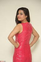 Shipra Gaur in Pink Short Micro Mini Tight Dress ~  Exclusive 098.JPG