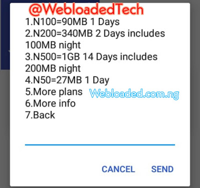 How To Activate Glo 1.2GB For 500 Naira, Valid For 14 Days