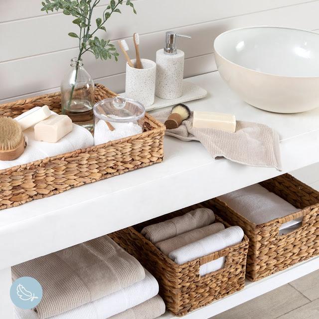 bathroom accessories sets asda