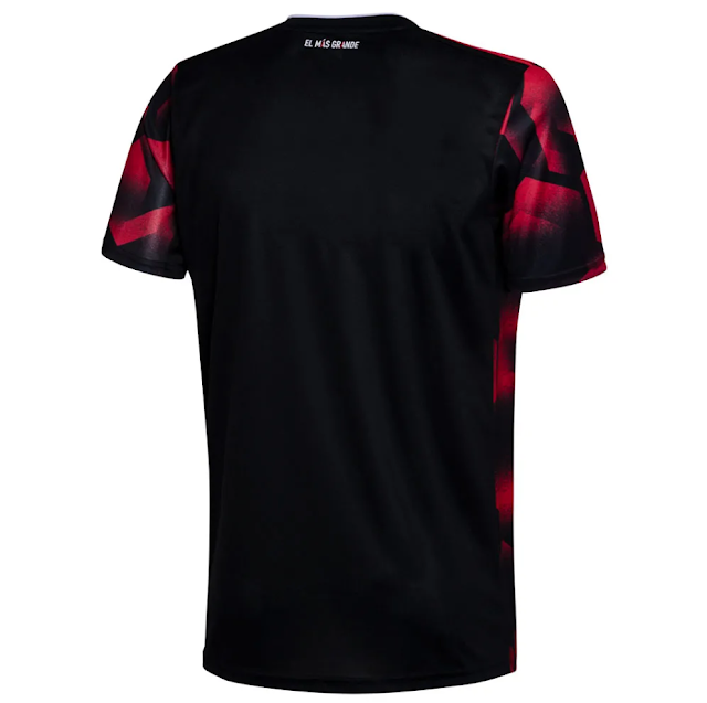 Nueva, Camiseta, Suplente, River, River Plate, 2019, dorso, Campeón de América