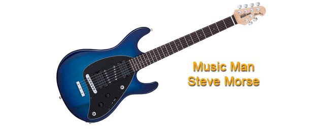 Guitarra Music Man Steve Morse