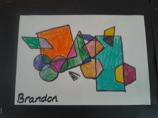 2D Shape Art