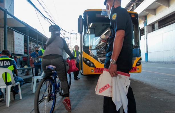 DOTr GUIDELINES: Public transportation in NCR Plus