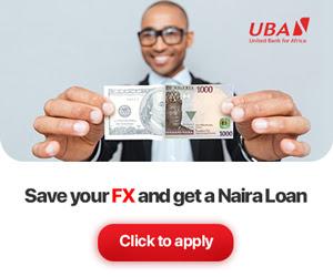 UBA FX Loan