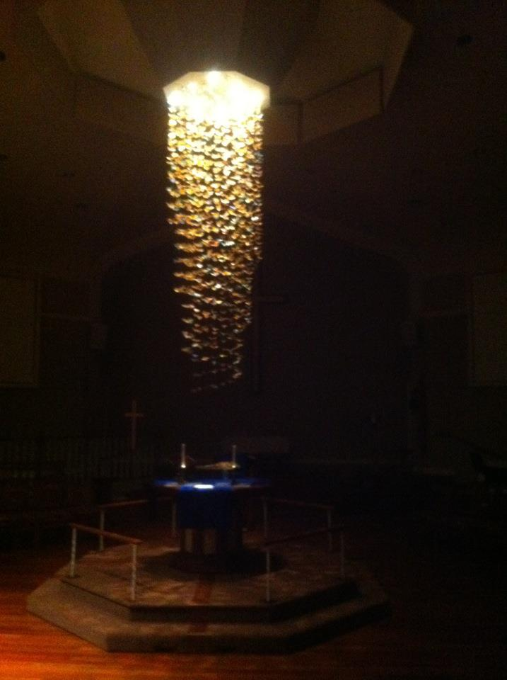 Peaceable Kin Dom Sermon Advent 1c Quot Dark And Light An