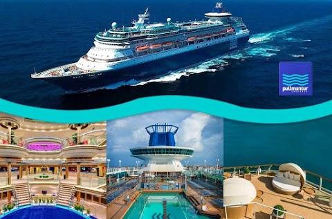 Crucero Antillas Caribe Sur