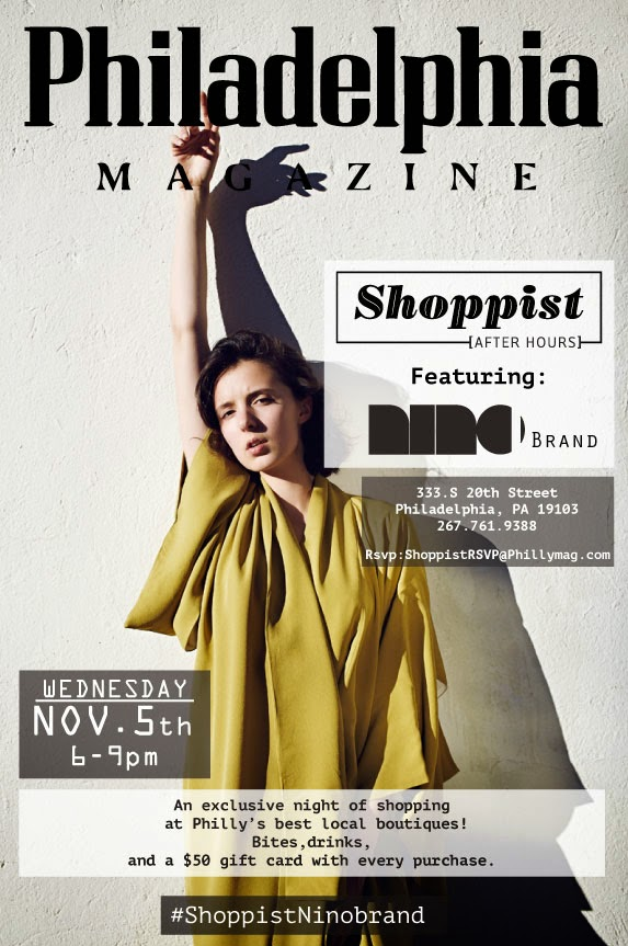 Philadelphia Magazine Exclusive Night Of Shopping