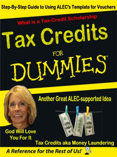 Tax Credit Scholarships Praised By >> Big Education Ape Devos Praises This Voucher Like Program Here S