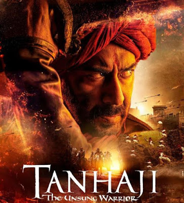 Ajay Devgn Looks from Tanhaji, Ajay Devgn images from Tanhaji