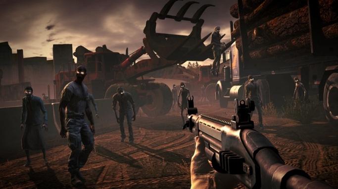 Game Zombie Seru dan Menegangkan Into The Dead