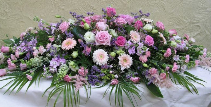 7 Popular Sympathy Flowers by Little Flower Hut
