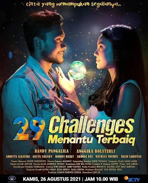 Daftar Nama Pemain FTV 29 Challenges Menantu Terbaiq SCTV Lengkap