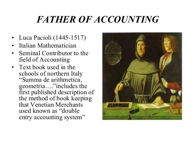 HISTORY OF ACCOUNTING ~ Accounting Hut