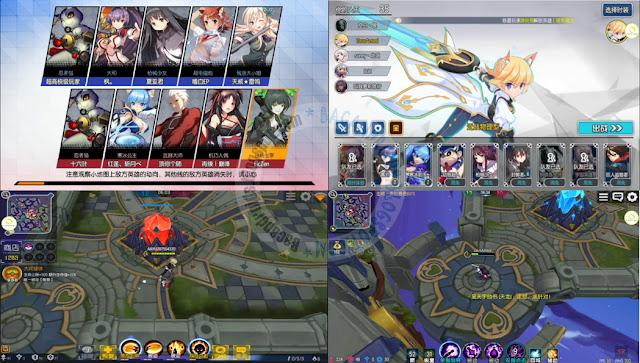 Game Moba Versi Anime