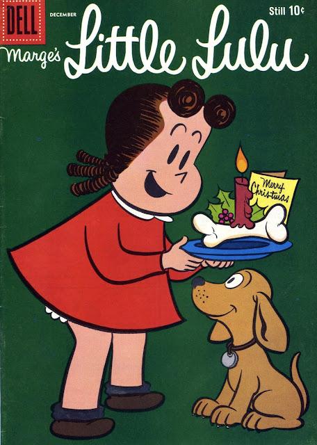Marge's Little Lulu #126