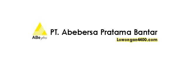 Lowongan Kerja PT. Abebersa Pratama Bantar Gebang Bekasi