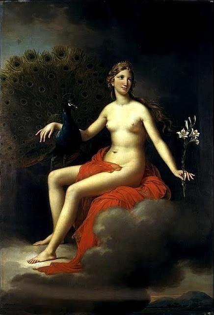 Joseph Paelinck - Giunone - arte - nudo pittorico