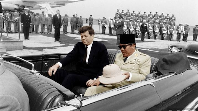 Angkat Dirinya sebagai Presiden Seumur Hidup, Soekarno Beberapa Kali jadi Sasaran Pembunuhan