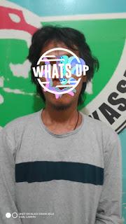 Satnarkoba Polres Pelabuhan Makassar Amankan 2 Pelaku Narkotika