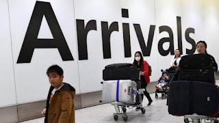 Suspeita de coronavírus desembarca no aeroporto do Recife