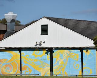 East Hills Street Art