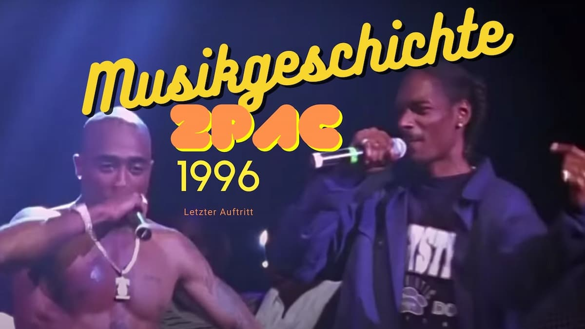 2PACs letztes Konzert   Back in Time