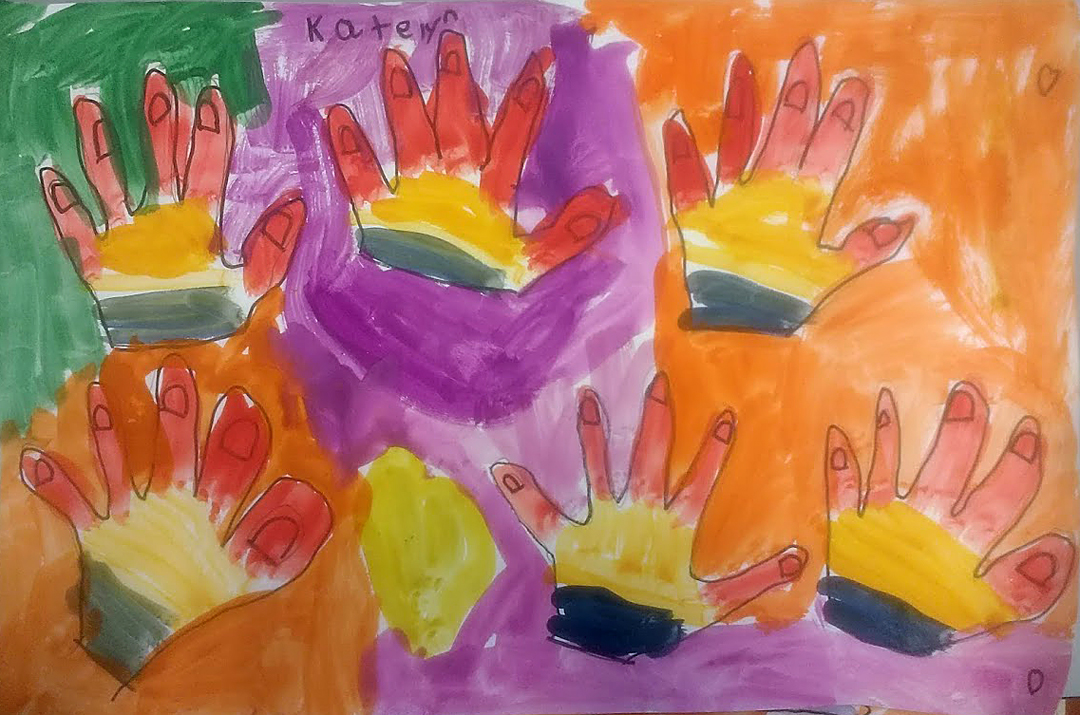 Mr  O's Art Room: Kindergarten Primary and Secondary Color
